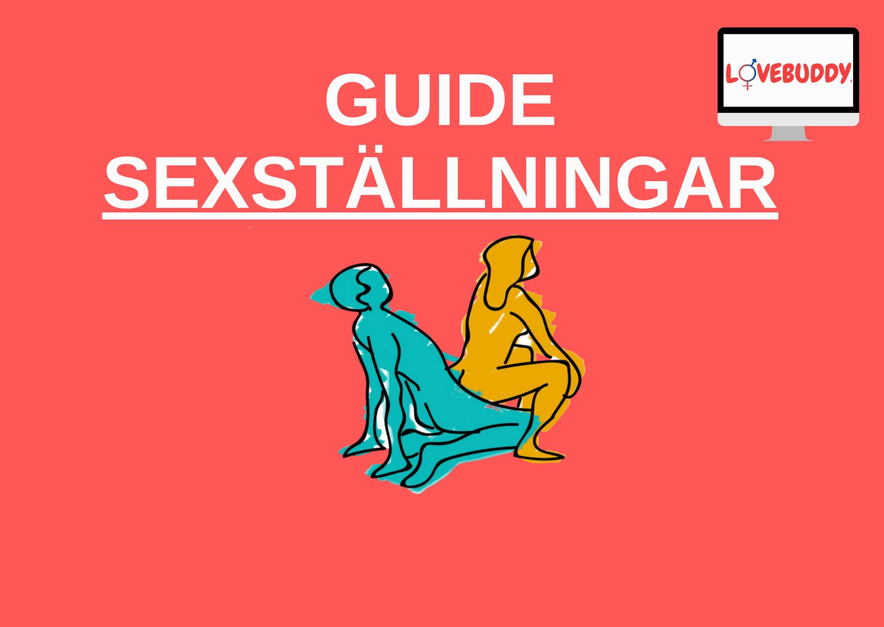 Sexställningar Populära