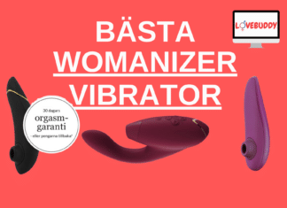bästa womanizer vibrator