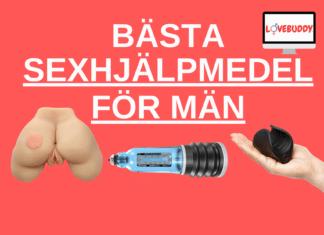 bästa Sexhjälpmedel för män