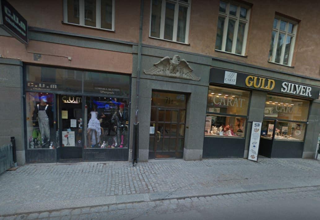 chambers of love stockholm bdsm sexbutik
