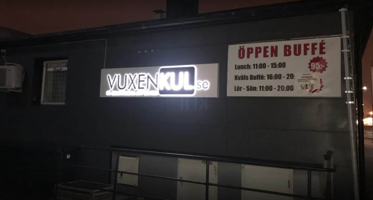 Sexaffär I Göteborg