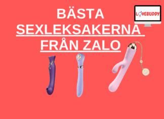 ZALO sexleksaker