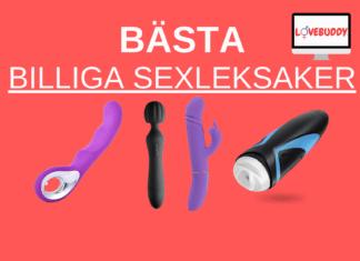Billiga sexleksaker