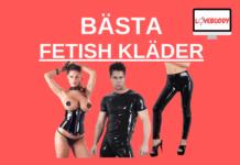 Bästa fetish kläder