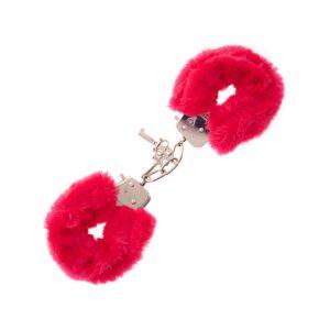 furry love cuffs rod