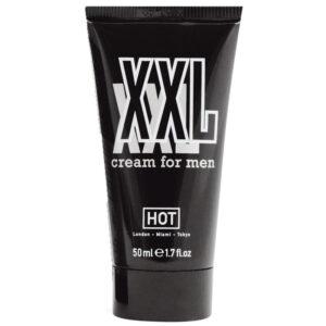 hot xxl creme til mænd 50 ml