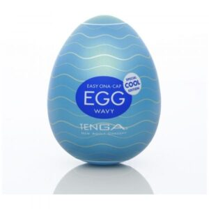 Tenga – Egg Cool Edition