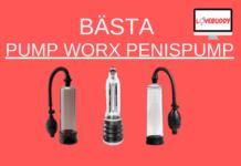 Pump Worx – Bästa Penispumparna