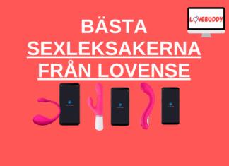 sexleksaker lovense