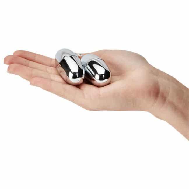 Pocket Exotics Dubbel Bullet Fjärrstyrd Vibrator