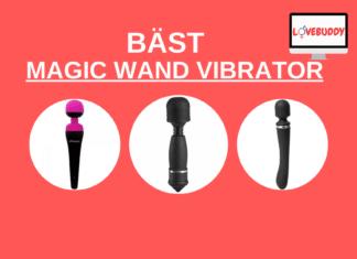 bäst magic wand vibrator