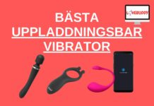 BÄSTa Uppladdningsbar vibrator