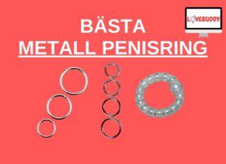 Metall Penisring – Bäst i test