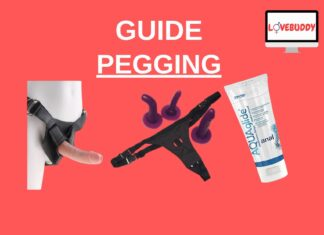 Pegging guide