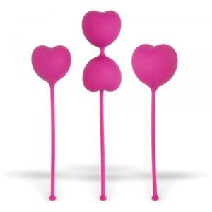 LOVELIFE BY OHMIBOD - FLEX KEGELS 3 PCS