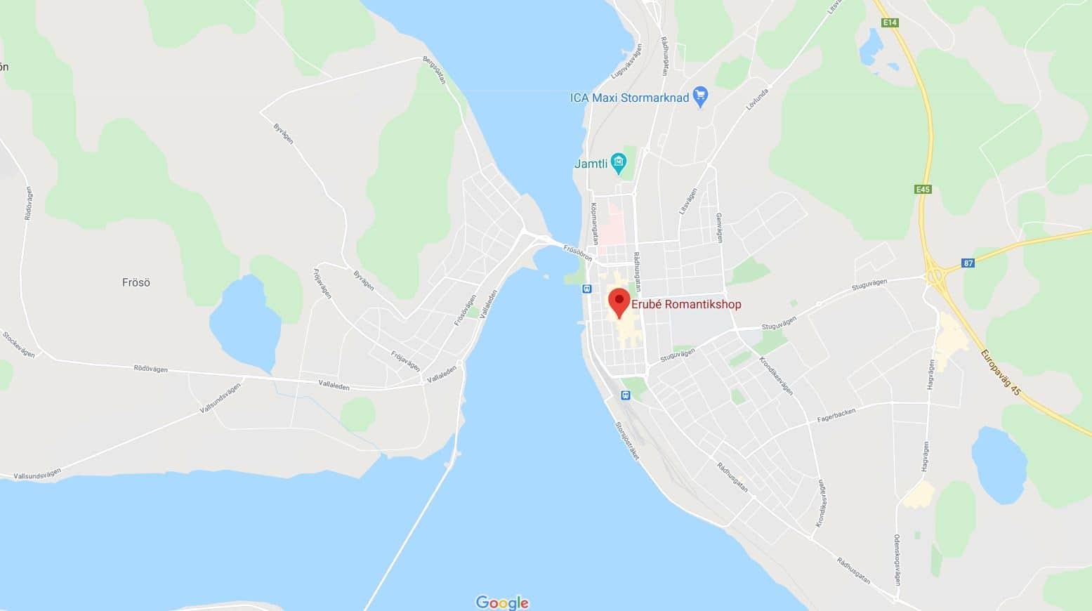 Östersund sexbutik