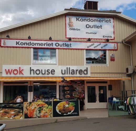 sexbutik ullared kondomeriet