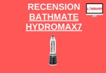 Bathmate hydromax 7 penispump