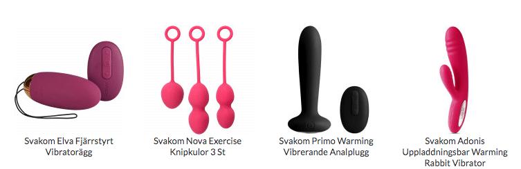 Svakom sexleksaker