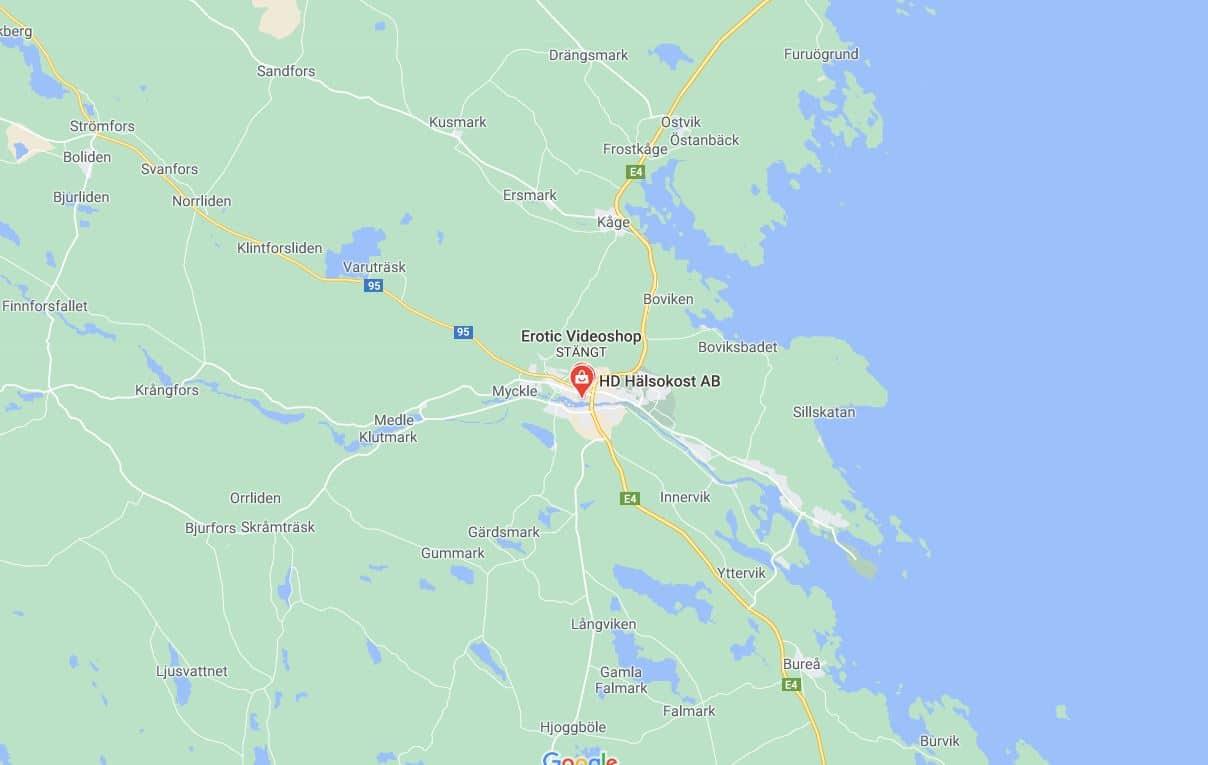 Skellefteå Sexbutik