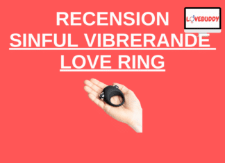 Sinful Powerful Vibrerande Love Ring