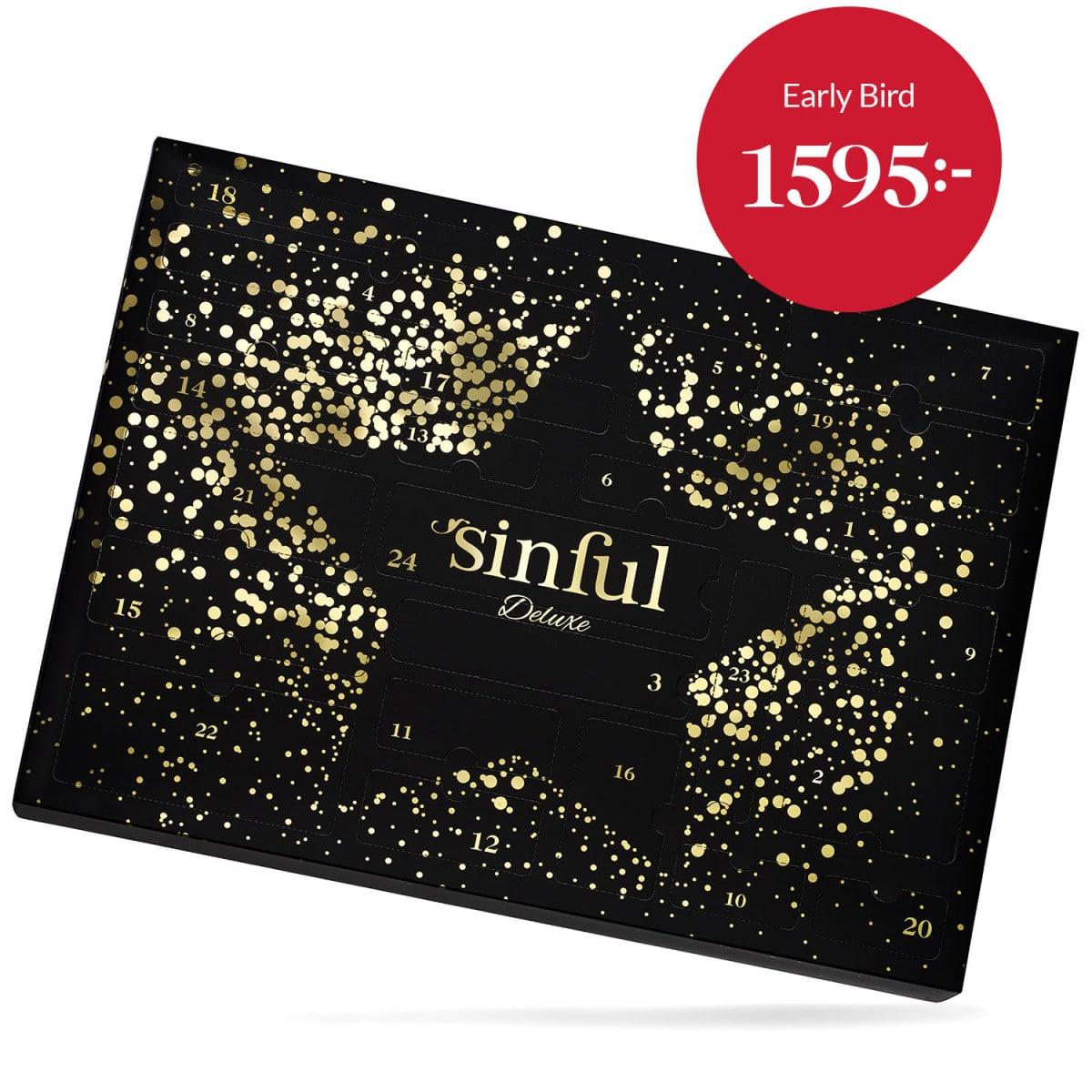 Sinful Deluxe Julkalender