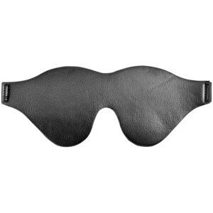 obaie immiteret læder blindfold