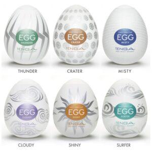 tenga egg 6 styles