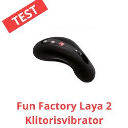 fun factory laya 2 klitorisvibrator