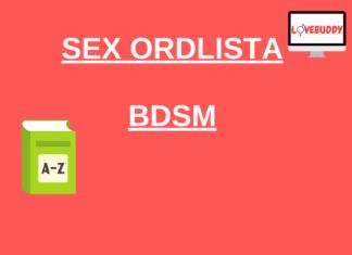 Vad är BDSM