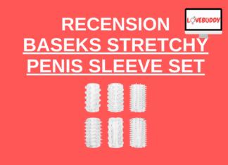 Baseks Stretchy penis sleeve set