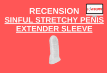 Sinful Stretchy Penis Extender Sleeve