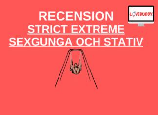 Strict Extreme Sexgunga och Stativ