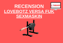 Lovebotz versa fuk sexmaskin