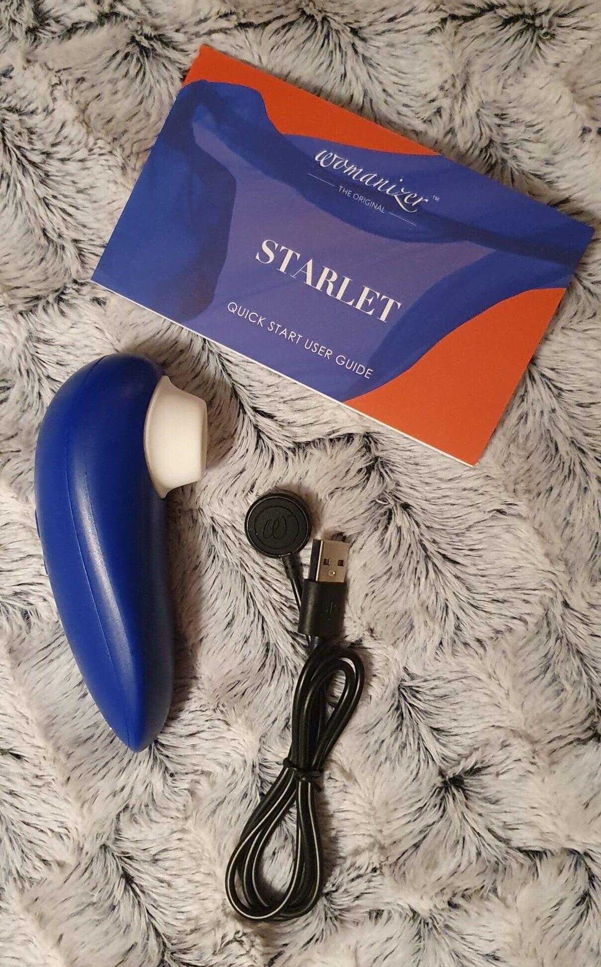 Womanizer Starlet 2 Lufttrycksvibrator