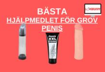 hjälpmedel för grov penis