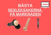 sexleksaker på marknaden