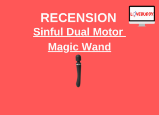 Sinful Dual Motor Magic Wand