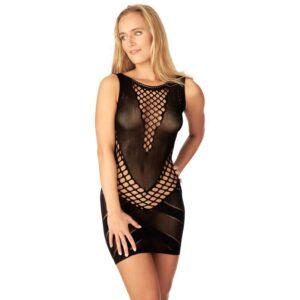 ingrid mini kjole uden aermer 16 model