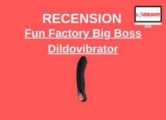 Fun Factory Big Boss Dildovibrator