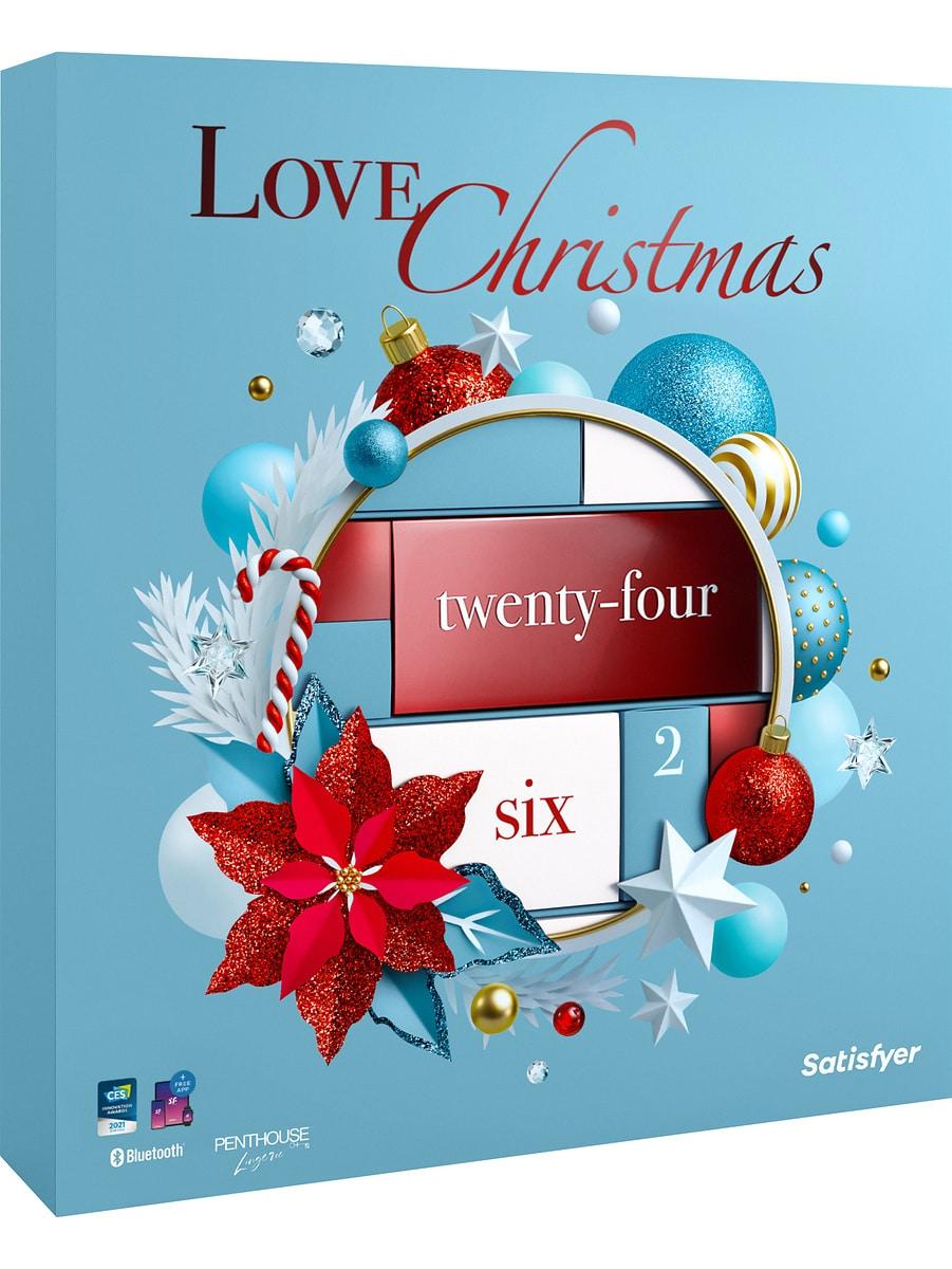 Satisfyer Deluxe Julkalender